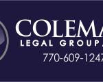 Coleman Legal Group, LLC - Logo